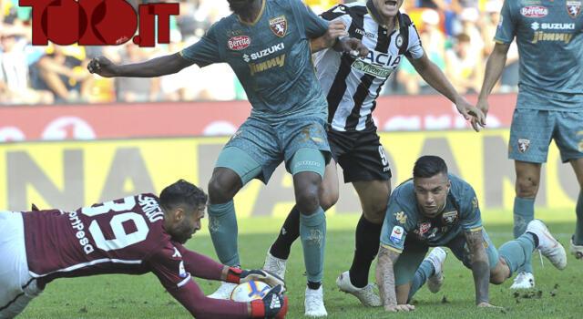 FOTOGALLERY / Udinese-Torino 1-1: rabbia granata