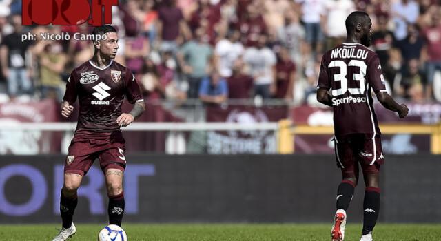Torino, ripresa a porte chiuse dopo il k.o. contro il Napoli
