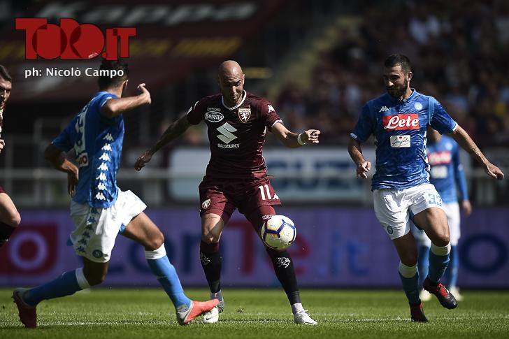 Torino-Napoli 1-3: Simone Zaza
