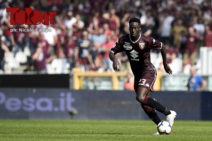 Torino-Napoli 1-3: Soualiho Meité