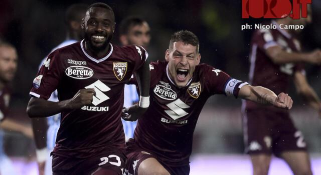 Toro, rosa da 103 milioni: i granata sono al 9° posto in Serie A