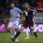 Torino-Spal 1-0: Lorenzo De Silvestri e Francesco Vicari