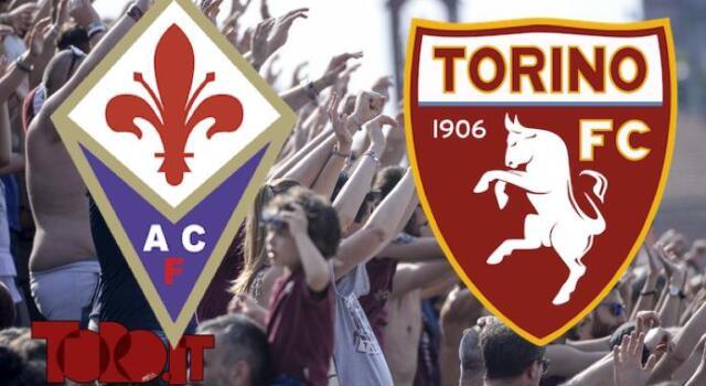 Fiorentina-Torino 1-1: il tabellino