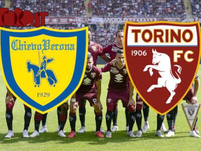 Chievo-Torino 0-1: il tabellino