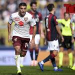 Bologna-Torino: Iago Falque esulta