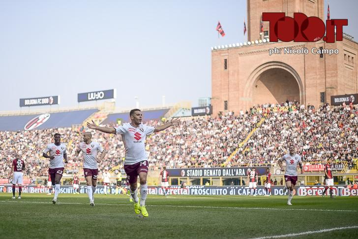 Bologna FC v Torino FC – Serie A