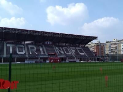 Torino, seduta pomeridiana al Filadelfia: tutti presenti eccetto i Nazionali
