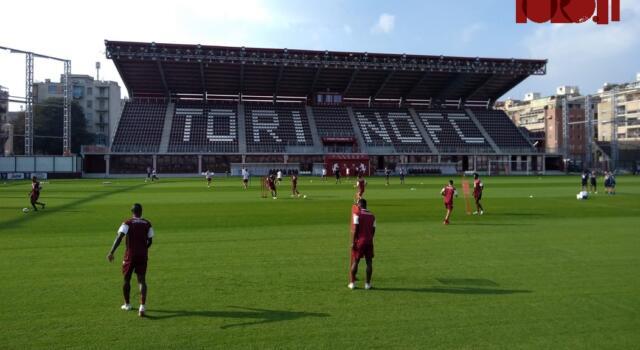 Torino, si torna al Filadelfia: allenamento senza i nazionali