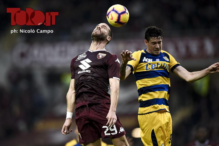 Torino-Parma: Lorenzo De Silvestri