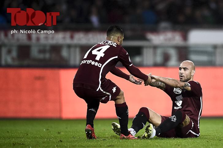 Torino-Parma: Iago Falque e Simone Zaza