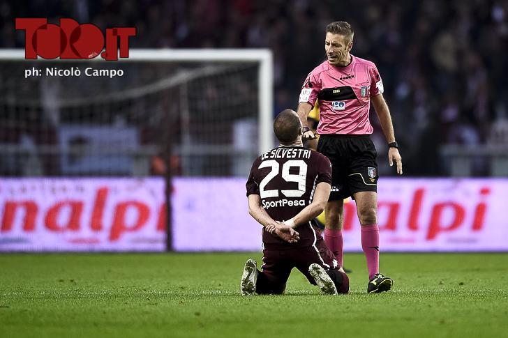 Torino-Parma 1-2, De Silvestri e Massa