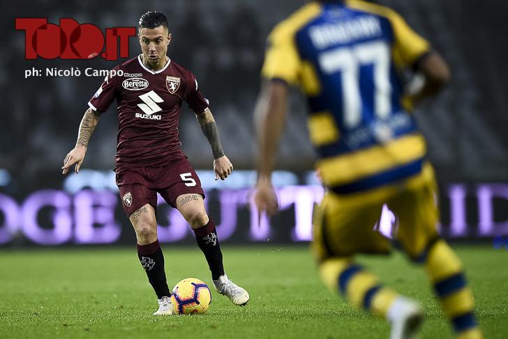 Torino-Parma 1-2: Armando Izzo