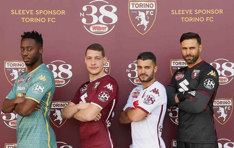 Torino, sponsor Wuber