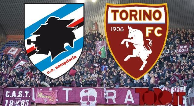 Primavera Sampdoria-Torino 2-0: il tabellino