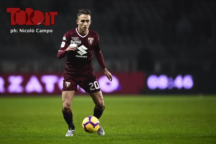 Torino-Sudtirol 2-0: Simone Edera