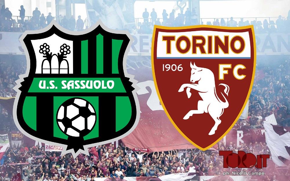 Sassuolo-Torino, diretta