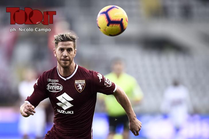 Torino-Genoa 2-1: Cristian Ansaldi