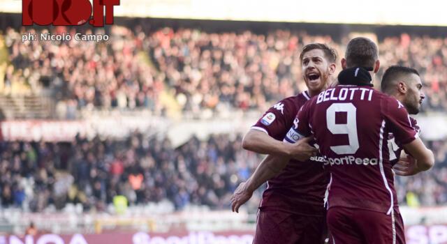 FOTOGALLERY / Torino-Genoa 2-1: la rimonta è servita