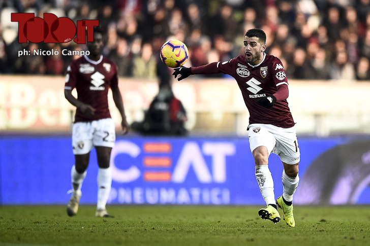 Torino-Fiorentina: Iago Falque