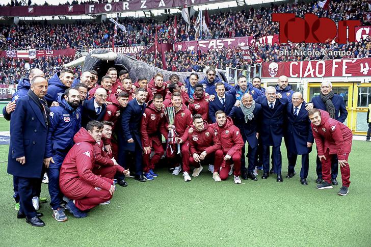 Primavera Torino con la Supercoppa Italiana