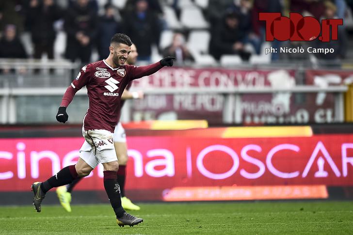 Serie A 2018/2019 - Torino-Atalanta 2-0: Iago Falque