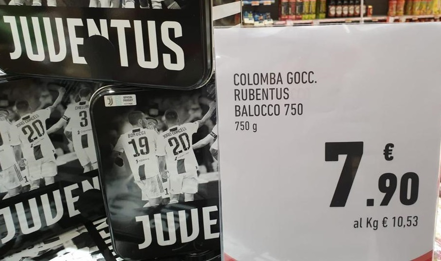 Colomba Rubentus