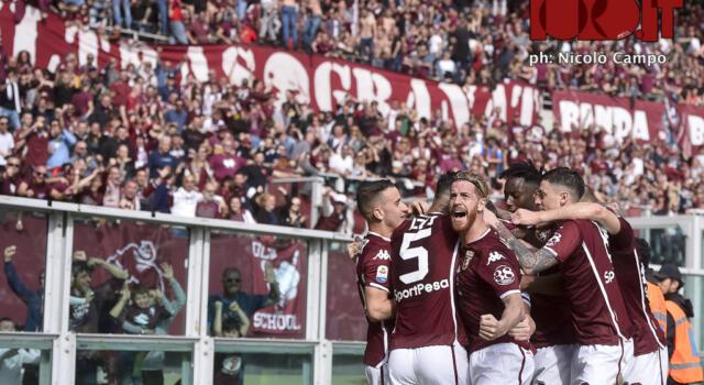 Torino-Chievo Verona 3-0: le foto più belle della partita