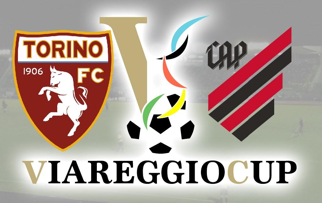 Viareggio Cup, Torino-Athletico Paranaense