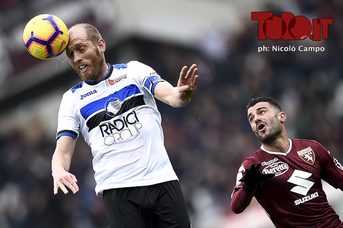 Torino-Atalanta 2-0, serie A 2018/2019 - Andrea Masiello