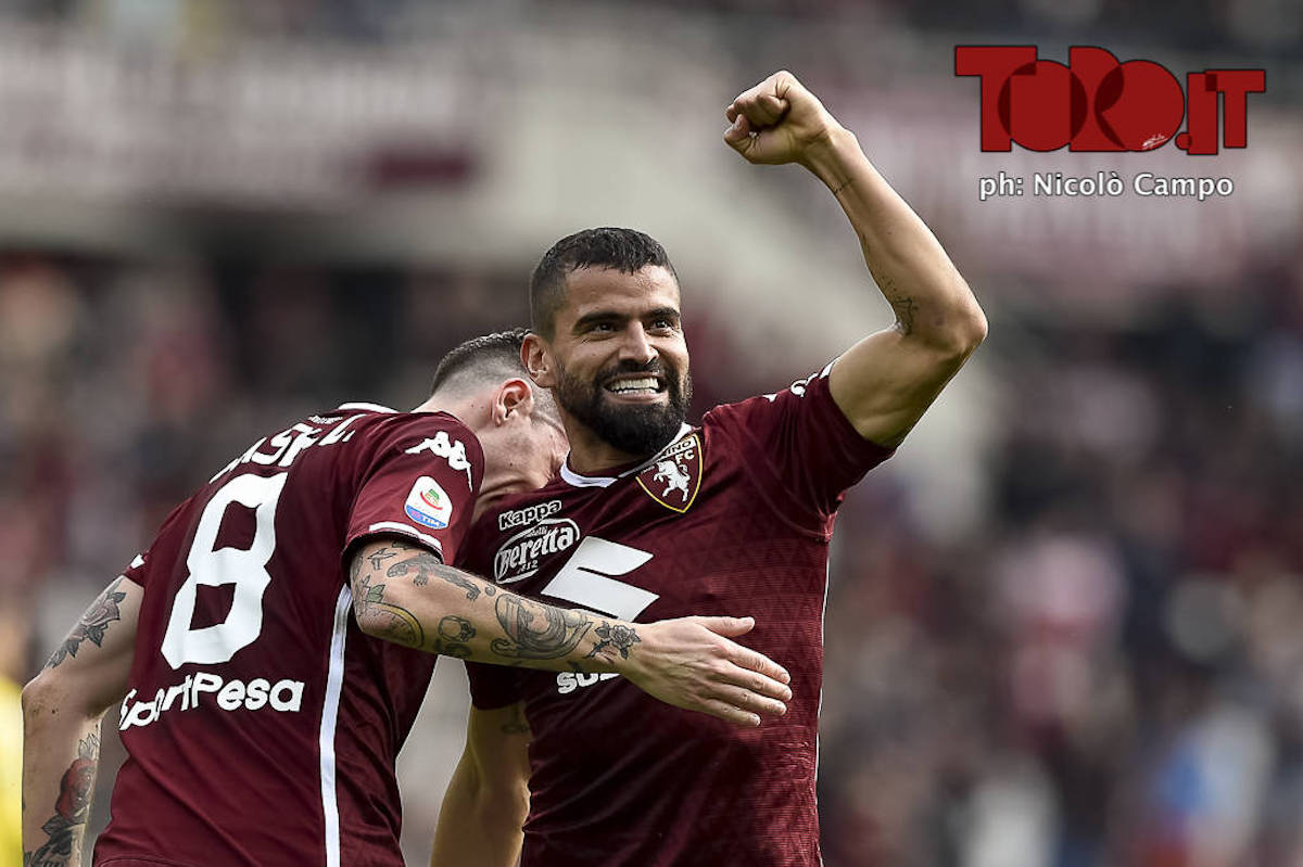Torino, Tomas Rincon e Daniele Baselli