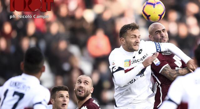 Genoa, rientra Sturaro. Sanabria e Lapadula il duo d'attacco