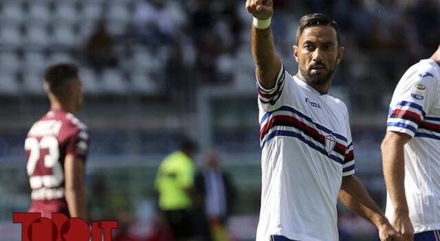 Sampdoria: Giampaolo sceglie il 4-3-1-2, Defrel in coppia con Quagliarella