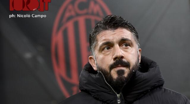 Milan: prima la Lazio poi il Toro, una settimana decisiva per Gattuso