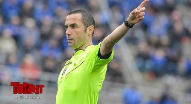 Marco Guida arbitro