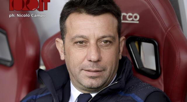 """D'Aversa: """"Mazzarri dice che giochiamo in contropiede? No, 3-2 segnato a difesa schierata"""""""