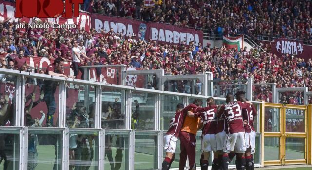 Torino-Milan, pubblico delle grandi occasioni: il pienone per l'Europa