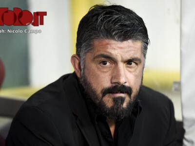 Nicola vs Gattuso nel segno di Cairo: l'allenatore del Napoli ha sfiorato il Toro