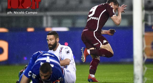 La prima sfida nel '47, l'1-4 dell'anno scorso e l'arbitro Barbaresco: i precedenti di Sampdoria-Torino