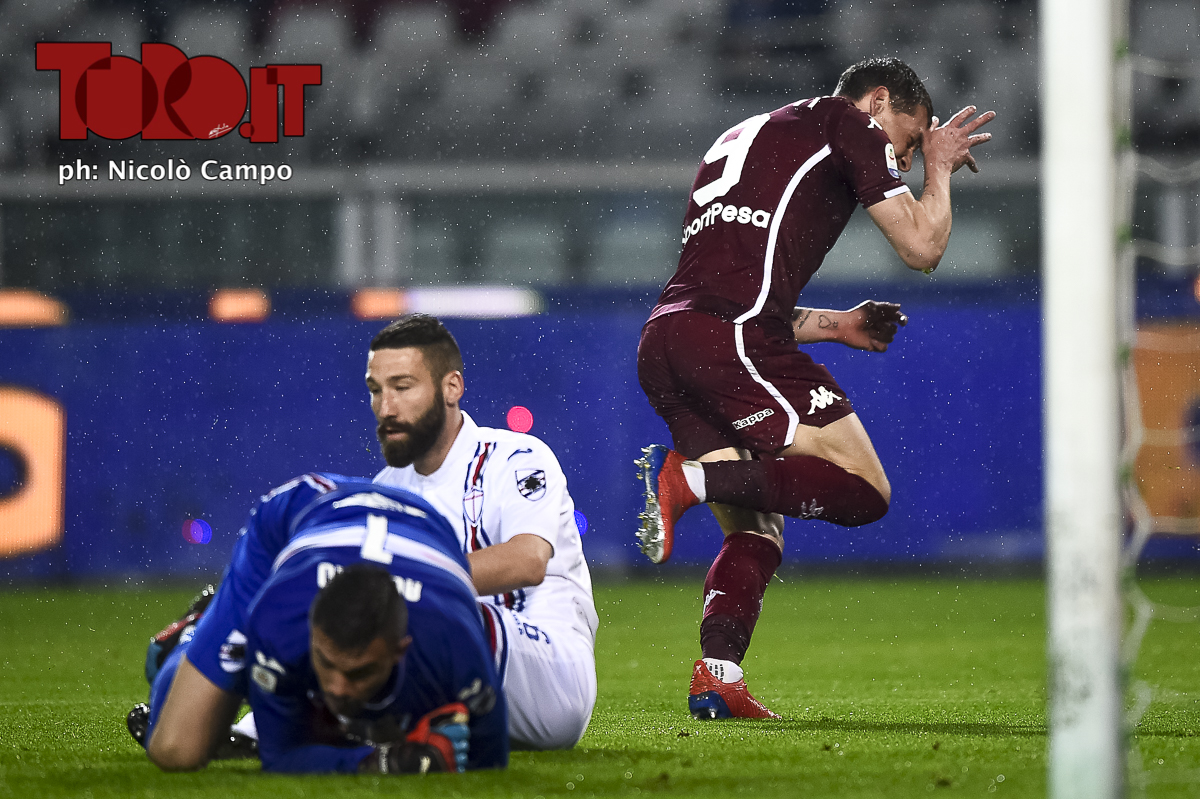Belotti. Torino-Smapdoria