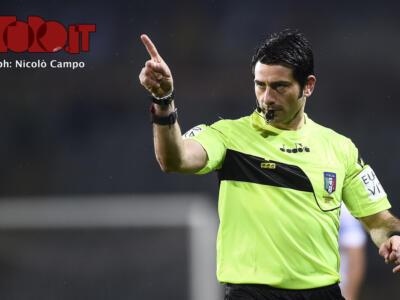 Milan-Torino, Maresca fuori posizione e smentito dal VAR