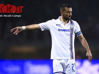 Ecco la Sampdoria: squadra in difficoltà ma occhio a Quagliarella
