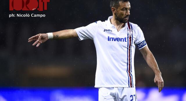 Sampdoria, Di Francesco conferma la difesa a tre. Quagliarella davanti