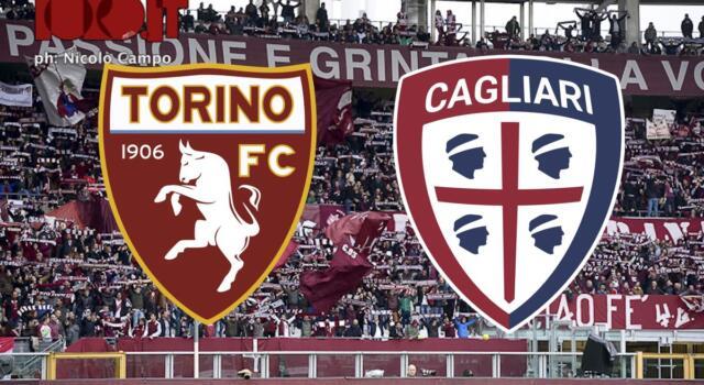 Torino-Cagliari 1-1: il tabellino