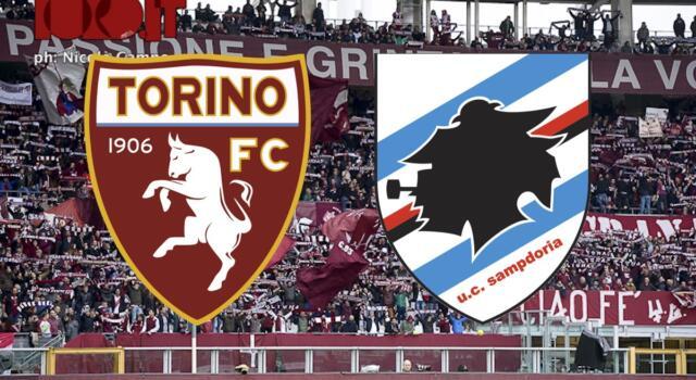 Torino-Sampdoria 1-3: il tabellino
