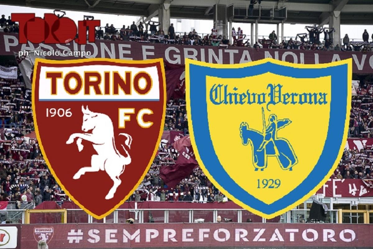 Torino Chievo Verona la diretta della partita