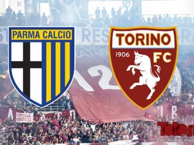 Parma-Torino 0-3: il tabellino