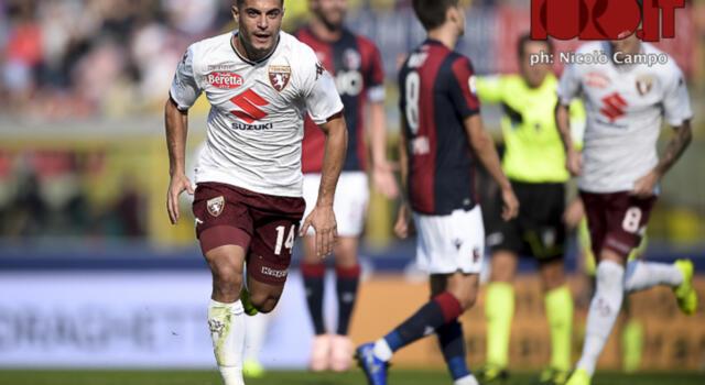 Torino, l'allenamento di oggi: Falque ancora a parte