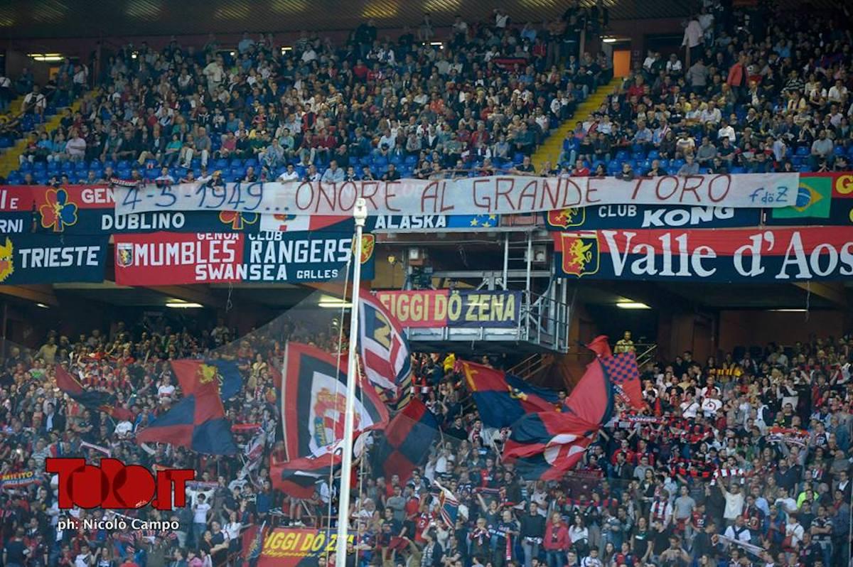 tifosi Genoa