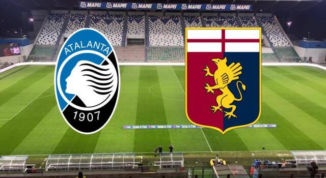 Atalanta-Genoa 2-1: il tabellino. La Dea è in fuga