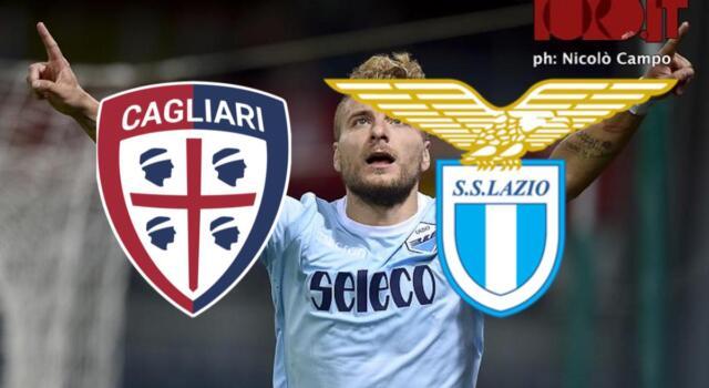 Cagliari-Lazio 1-2: il tabellino. I biancocelesti superano il Toro